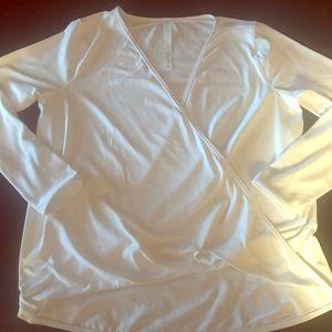 Lululemon Full Freedom Long Sleeve Shirt